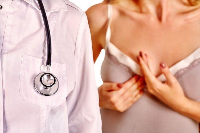 Посещение маммолога