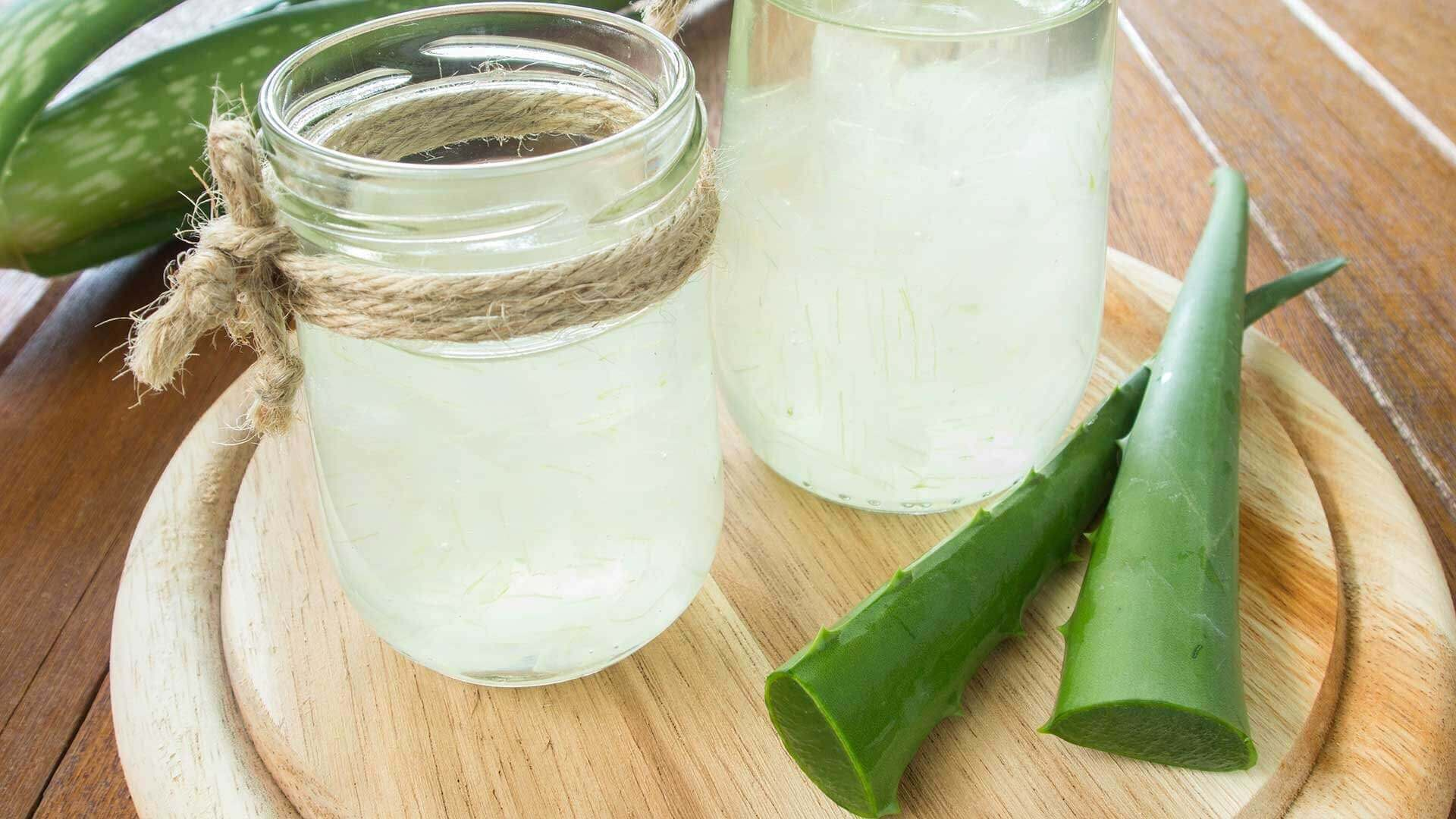 сок алое для лечения воспаленных лимфоузлов молочной железы