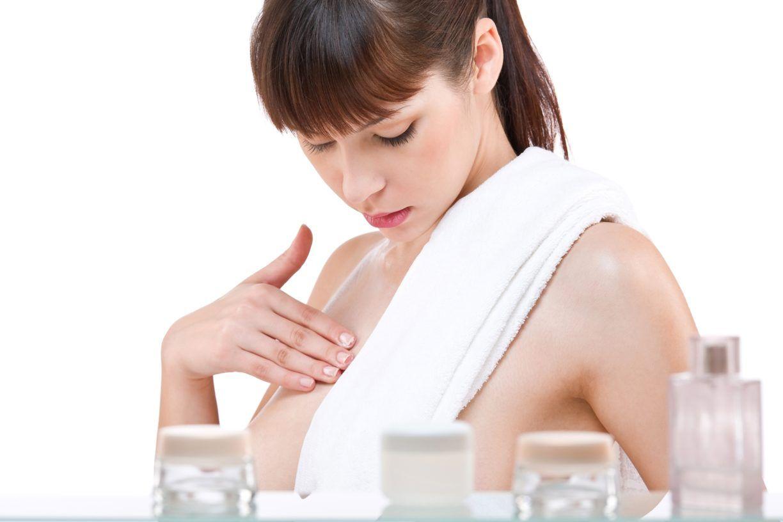болит грудь у кормящей женщины