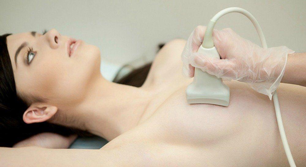 узи молочной железы у женщины
