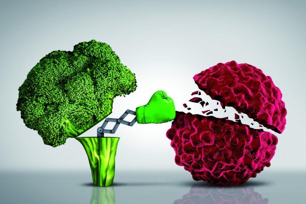польза овощей при патологиях молочных желез