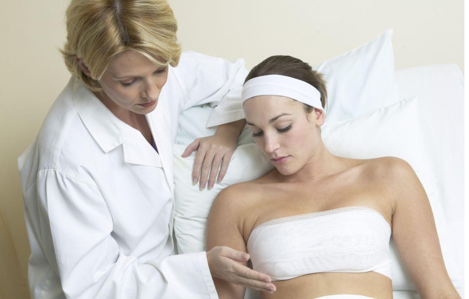 прием у врача-маммолога