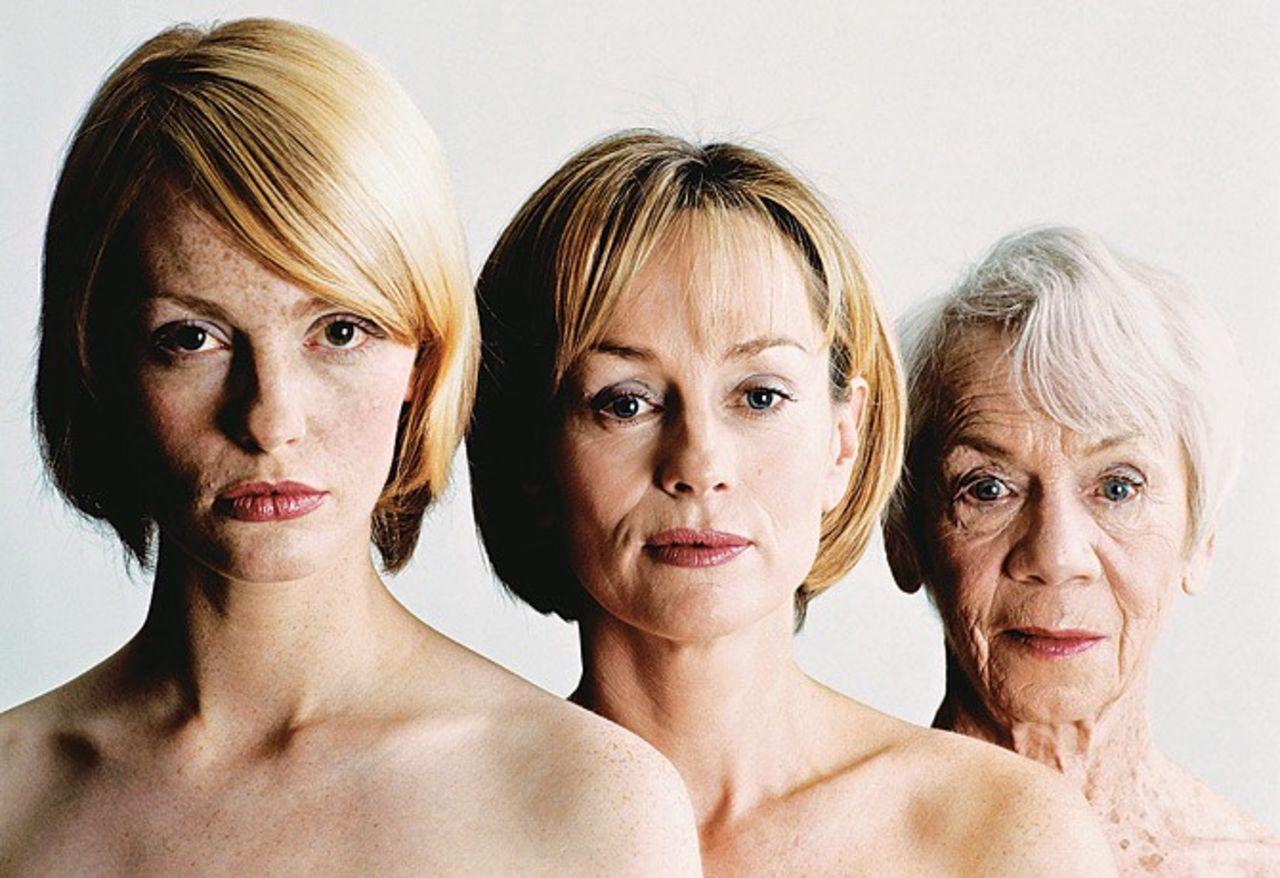 женщины в одной семье