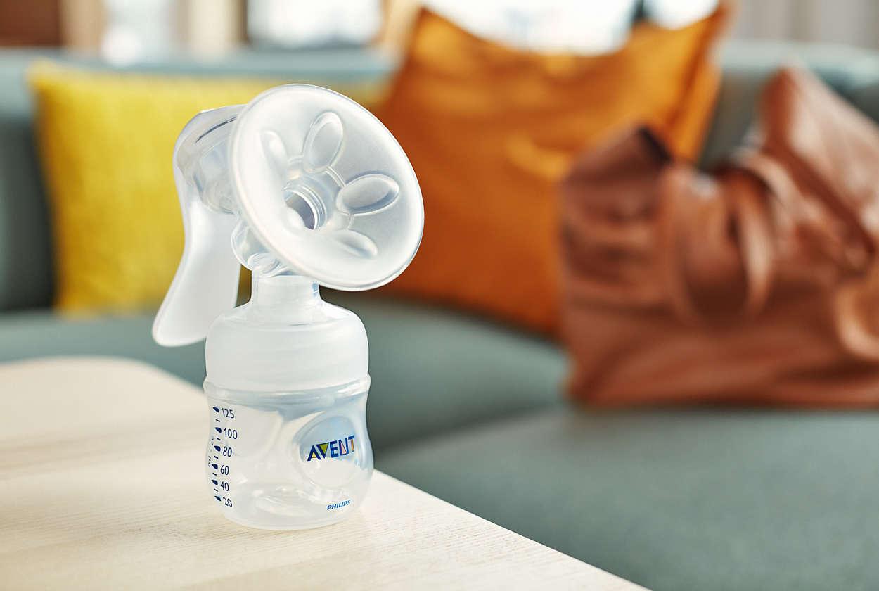 использование молокоотсоса в период лечения мастита
