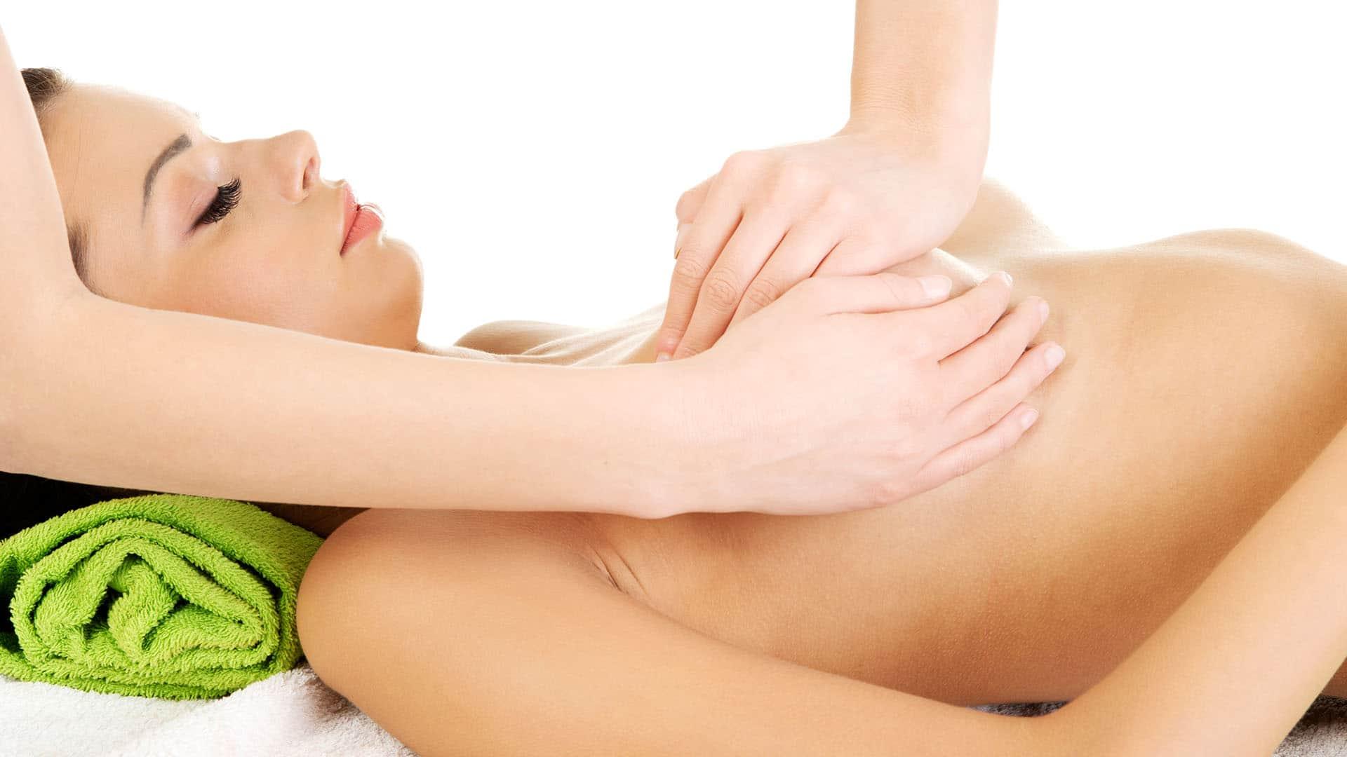 массаж молочной железы при мастопатии