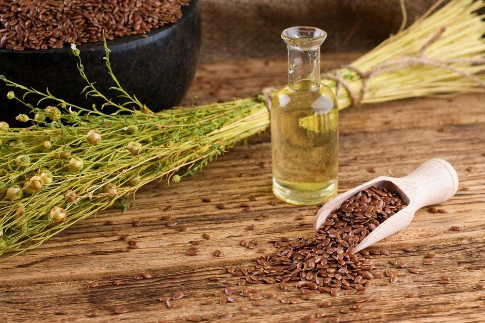 семена льна и льняное масло при мастопатии
