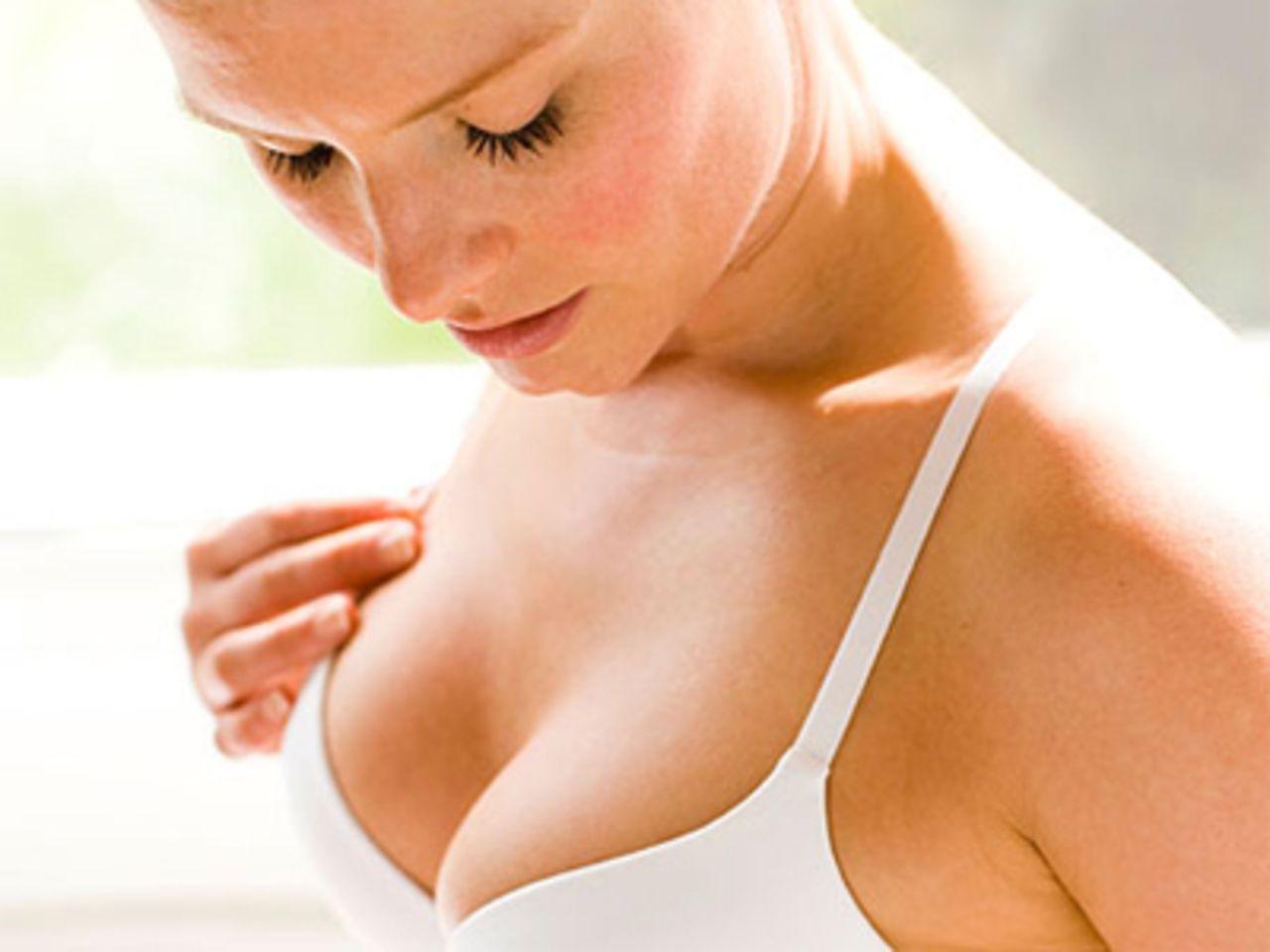правильный бюстгальтер при кормлении грудью