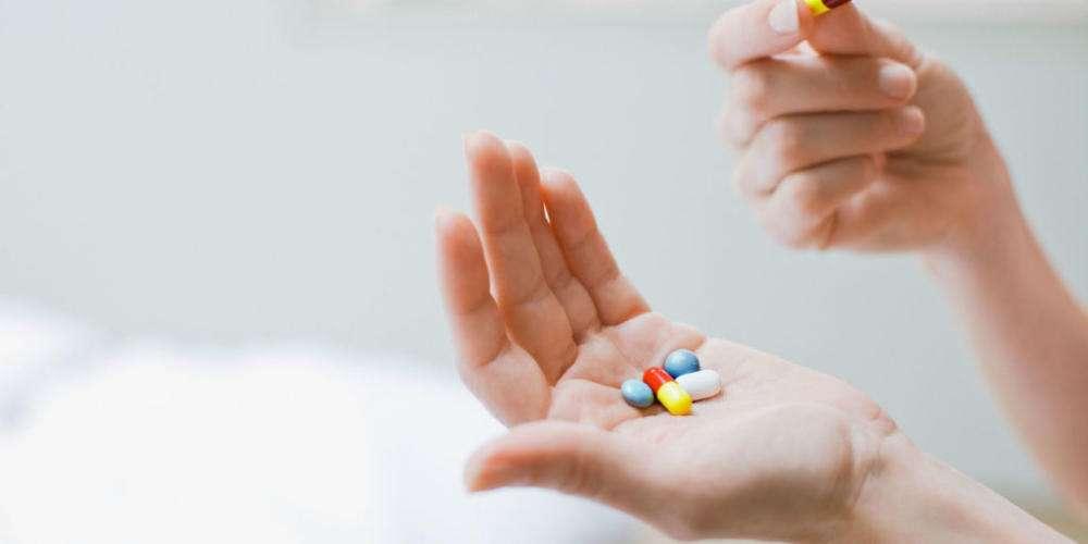 гормональные средства при мастопатии