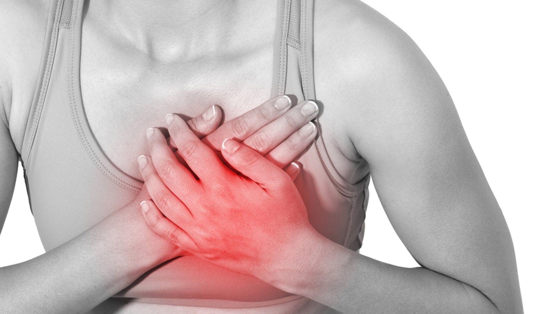 Жжение в грудной железе у женщин причины 22