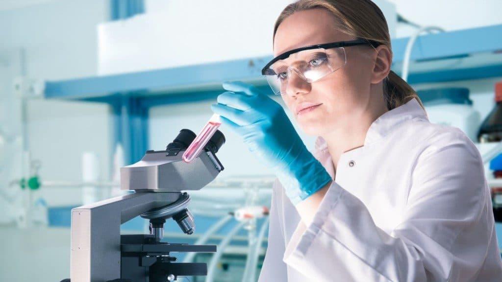 исследование клеток при гистологии