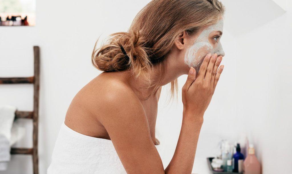 заботиться о состоянии кожи