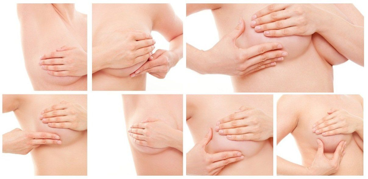 массаж для груди женщина писайте воду