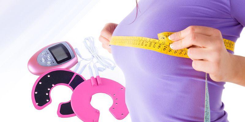 Миостимуляция груди
