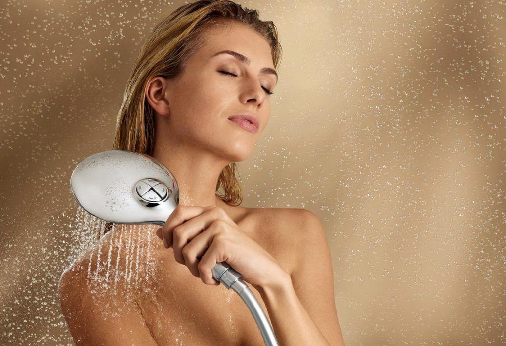 водные процедуры для груди